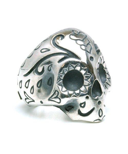 他の写真1: 【取り寄せ商品】Argent Gleam(アージェントグリーム) シュガースカルリング (Silver)