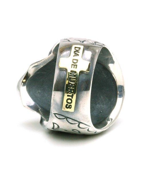 他の写真2: 【取り寄せ商品】Argent Gleam(アージェントグリーム) シュガースカルリング (Silver)