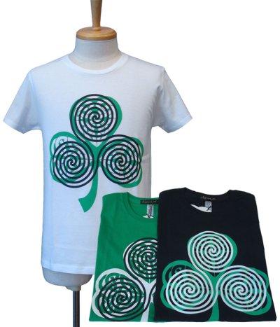 画像1: 【50%OFF!!SALE!!】ORIGINAL JOHN(オリジナルジョン) ケルティッククローバー Tシャツ