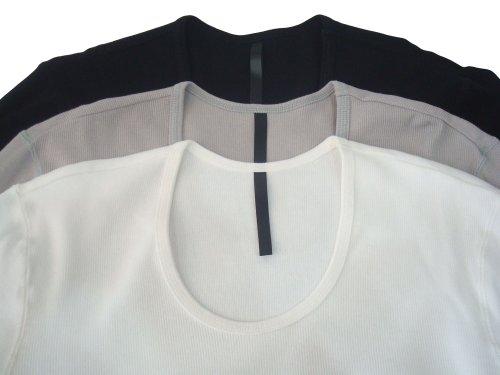 """他の写真2: THEE OLD CIRCUS(ジオールドサーカス) """"ROLL ON"""" スパンテレコ Uネック L/S Tシャツ"""