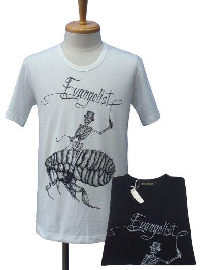"""画像1: 【30%OFF!!SALE!!】SMACK ENGINEER(スマックエンジニア) """"EVANGELIST"""" Tシャツ"""