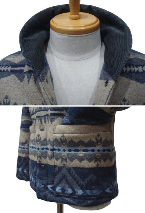 他の写真2: PARANOID(パラノイド) ウールブランケット中綿入りカバーオールジャケット