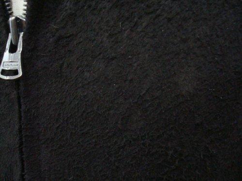"""他の写真3: ISAMU KATAYAMA BACKLASH(イサムカタヤマ バックラッシュ) """"HARD MINIMAL"""" カンガルスウェードニベ シングルライダース BLK"""