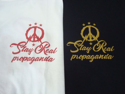 他の写真2: 【30%OFF!!SALE!!】PROPA9ANDA(プロパガンダ) STAY REAL 69 TEE