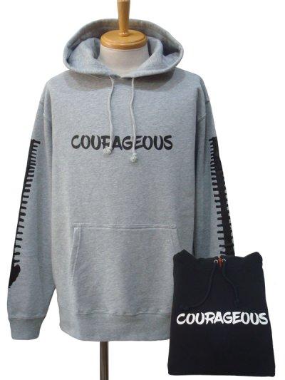 画像1: DECOY&CO. デコイアンドシーオー Courageous Hoodie パーカー
