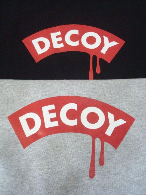 他の写真2: 【30%OFF!!SALE!!】DECOY&CO. デコイアンドシーオー Tears Hoodie パーカー