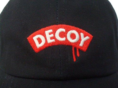 他の写真2: DECOY&CO. デコイアンドシーオー Tears Cap ベースボールキャップ