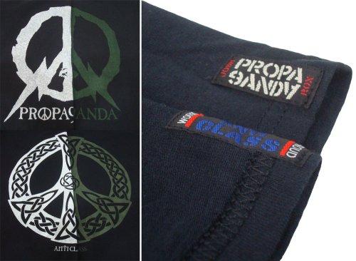 他の写真3: PROPA9ANDA プロパガンダ × ANTI CLASS アンチクラス ANTI & PEACE リバーシブルTEE