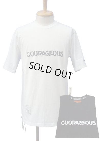 画像1: DECOY&CO. デコイアンドシーオー Courageous S/S Tシャツ