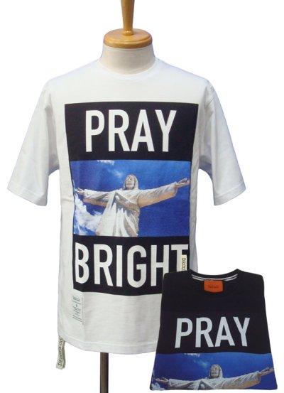 """画像1: DECOY&CO. デコイアンドシーオー """"Pray Bright"""" S/S Tシャツ"""