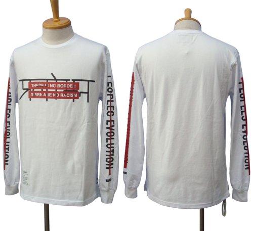 他の写真1: DECOY&CO. デコイアンドシーオー Arabian Revolution ロングスリーブ Tシャツ