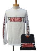 DECOY&CO. デコイアンドシーオー Arabian Revolution ロングスリーブ Tシャツ