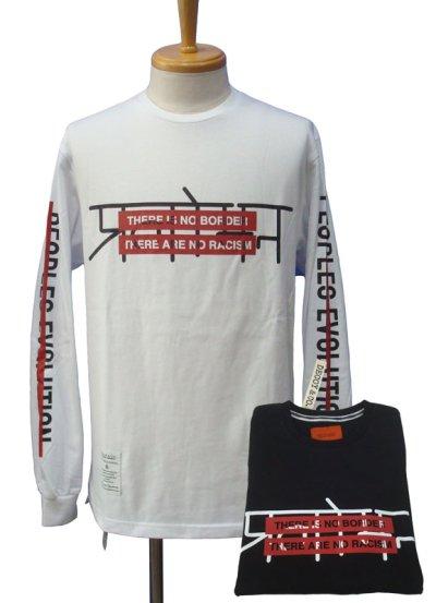 画像1: DECOY&CO. デコイアンドシーオー Arabian Revolution ロングスリーブ Tシャツ