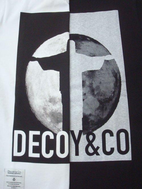 他の写真2: DECOY&CO. デコイアンドシーオー Jesus and Moon ロングスリーブ Tシャツ