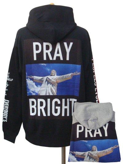 画像1: DECOY&CO. デコイアンドシーオー Pray Bright パーカー