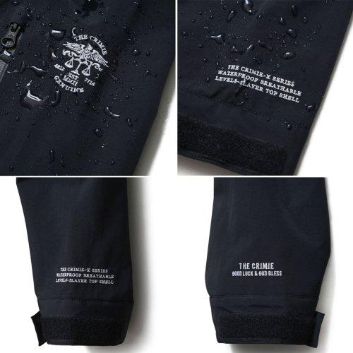 他の写真2: CRIMIE クライミー 防水3レイヤーXシリーズ TOWN & SNOW シンサレートインナーフードジャケット