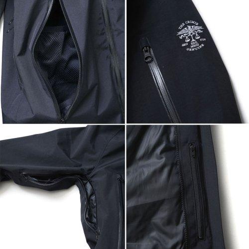 他の写真3: CRIMIE クライミー 防水3レイヤーXシリーズ TOWN & SNOW シンサレートインナーフードジャケット