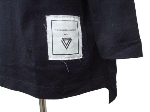 他の写真3: Moonage Devilment ムーンエイジデビルメント Graphic Over L/S T-shirts H