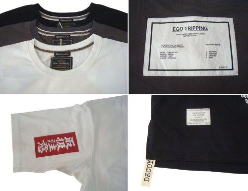 """他の写真3: EGO TRIPPING エゴトリッピング × DECOY """"取扱注意"""" Tシャツ"""
