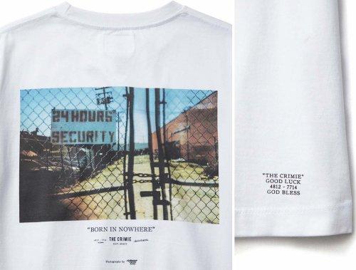 他の写真3: CRIMIE クライミー フォトポケットTシャツ WHT