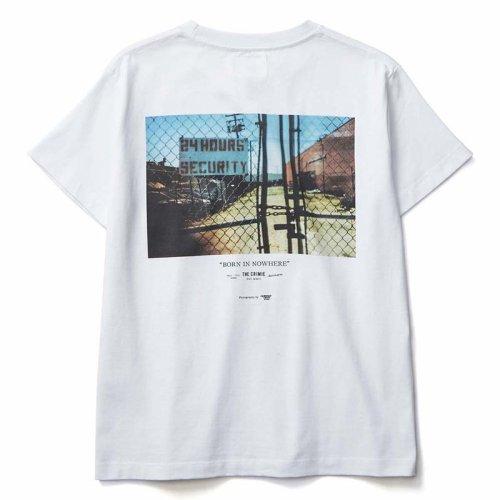 他の写真2: CRIMIE クライミー フォトポケットTシャツ WHT