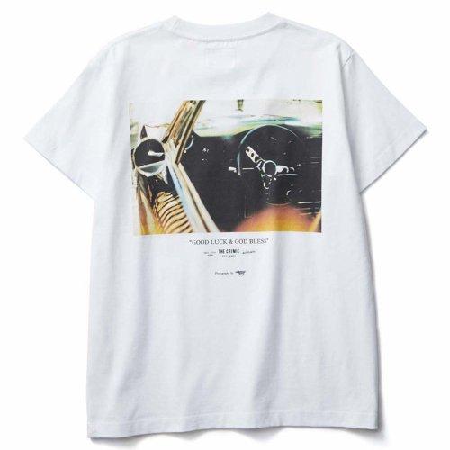他の写真2: CRIMIE クライミー フォトTシャツ WHT