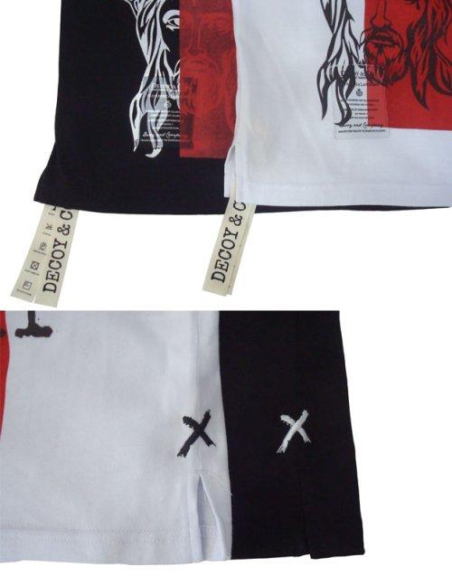 他の写真3: DECOY&CO. デコイアンドシーオー Pray With Breath Tシャツ
