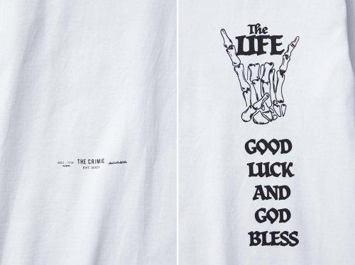 他の写真3: CRIMIE クライミー LOSERS CLUB Tシャツ WHT