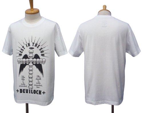 他の写真1: DEVILOCK デビロック REST IN THE SUN Tシャツ
