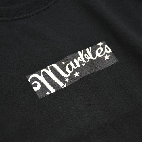 他の写真2: Marbles マーブルズ BOX NEO-LOGO TEE BLK