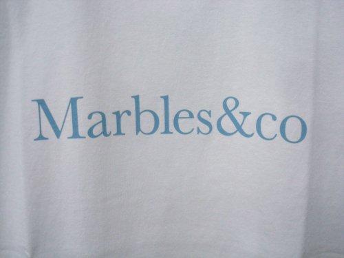 他の写真2: Marbles マーブルズ MARBLES&CO TEE WHT