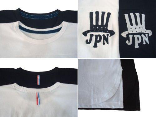 他の写真2: Burnout バーンアウト ハット刺繍 フットボール L/S Tシャツ