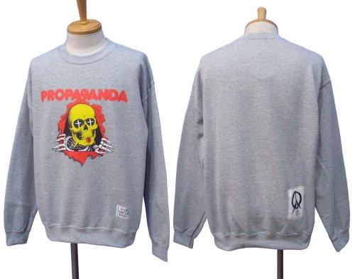 他の写真1: PROPA9ANDA プロパガンダ × MAD MOUSE COMIC マッドマウスコミック PEKE-PERO SKULL スウェット