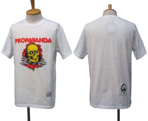 他の写真1: PROPA9ANDA プロパガンダ × MAD MOUSE COMIC マッドマウスコミック PEKE-PERO SKULL Tシャツ