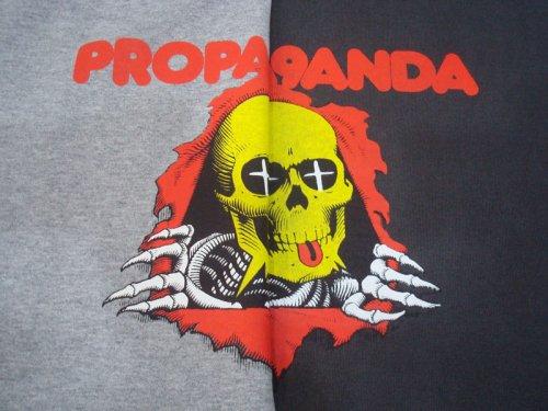 他の写真2: PROPA9ANDA プロパガンダ × MAD MOUSE COMIC マッドマウスコミック PEKE-PERO SKULL スウェット