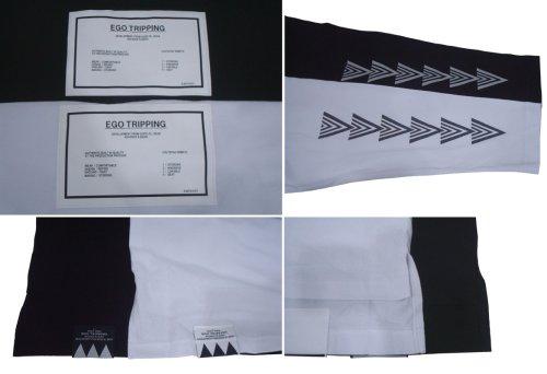 他の写真3: EGO TRIPPING エゴトリッピング URGENT ロングスリーブ Tシャツ