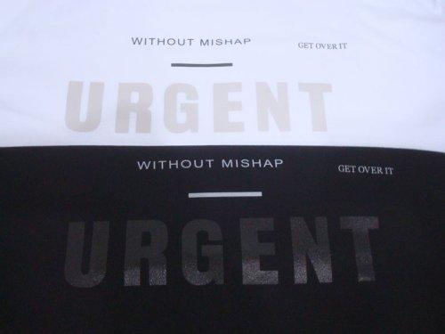 他の写真2: EGO TRIPPING エゴトリッピング URGENT ロングスリーブ Tシャツ