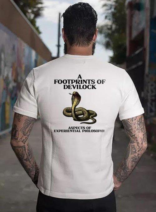 他の写真2: DEVILOCK デビロック NEW COBRA Tシャツ