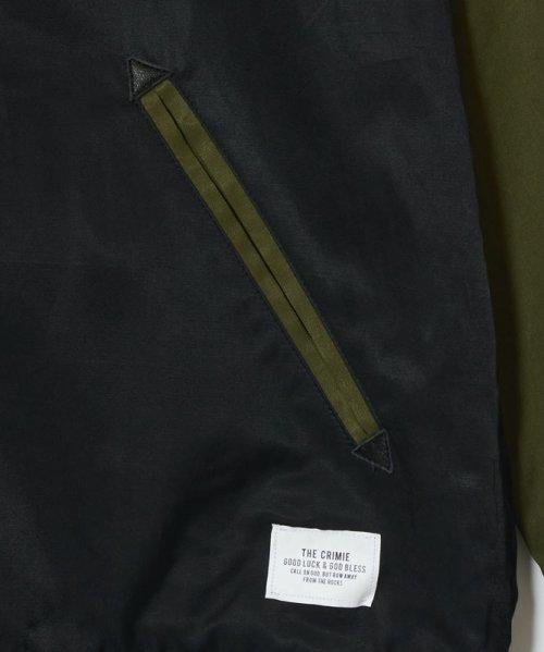 他の写真3: CRIMIE クライミー リバーシブル スーベニアジャケット フェニックス