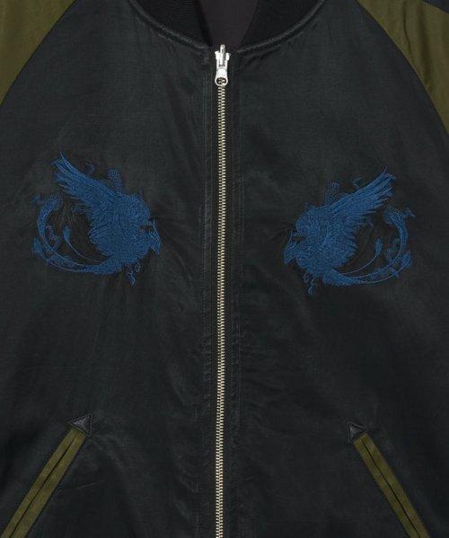 他の写真2: CRIMIE クライミー リバーシブル スーベニアジャケット フェニックス