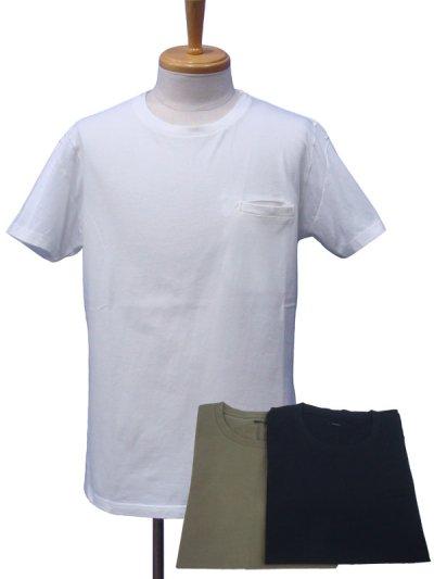 画像1: STRUM ストラム 30/- ナチュラルソフト天竺 クルーネック Tシャツ