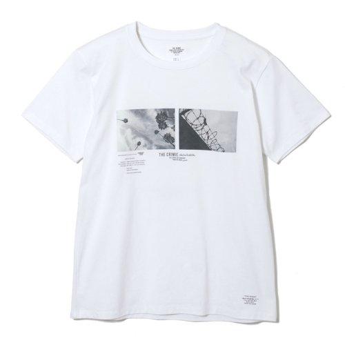 他の写真1: CRIMIE クライミー CALI フォトTシャツ WHT