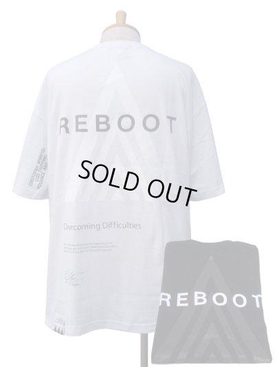 画像1: EGO TRIPPING エゴトリッピング REBOOT Tシャツ
