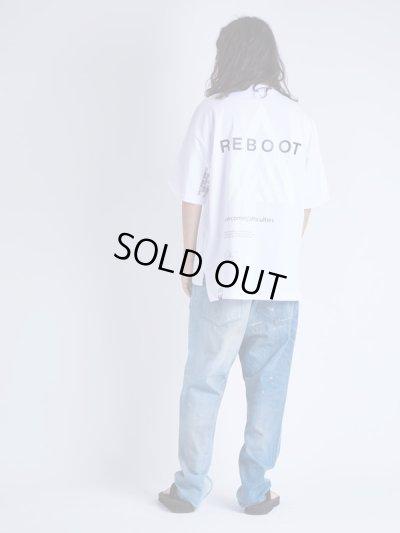 画像3: EGO TRIPPING エゴトリッピング REBOOT Tシャツ