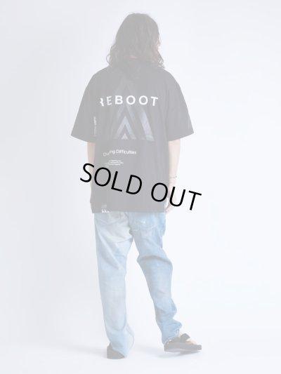 画像5: EGO TRIPPING エゴトリッピング REBOOT Tシャツ