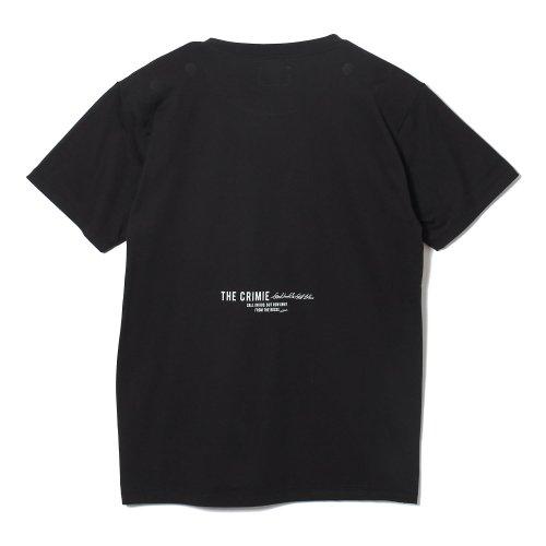 他の写真2: CRIMIE クライミー HILL フォトTシャツ BLK