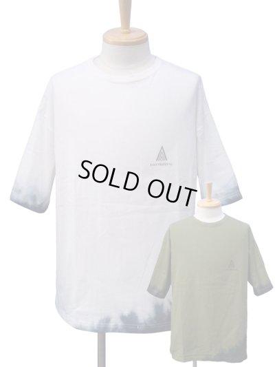 画像1: EGO TRIPPING エゴトリッピング DIRT PRINT Tシャツ