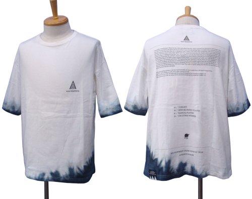 他の写真1: EGO TRIPPING エゴトリッピング DIRT PRINT Tシャツ