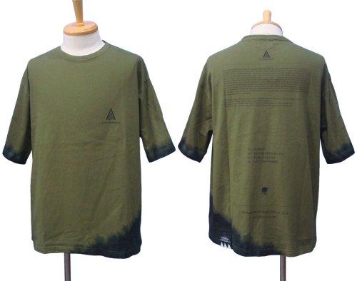 他の写真2: EGO TRIPPING エゴトリッピング DIRT PRINT Tシャツ