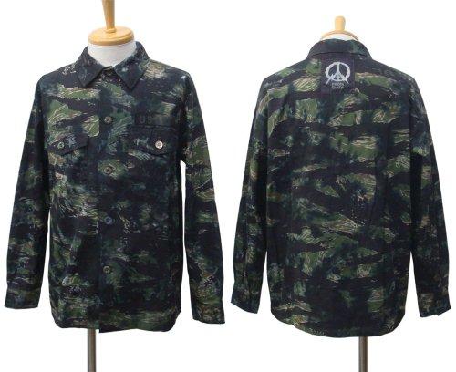 他の写真1: PROPA9ANDA プロパガンダ PROTECTION ARMY SHIRTS アーミーシャツ